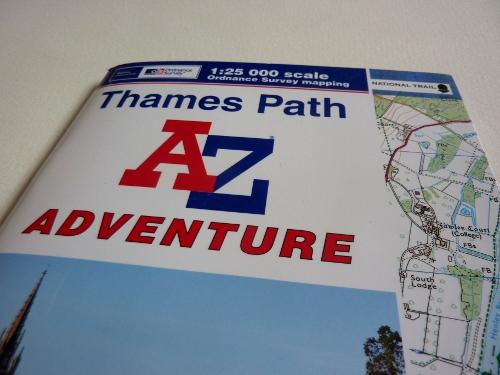 A-Z Thames Path