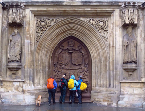 Angie Macdonald bath-abbey-doors