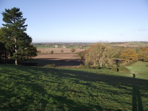 Stour valley north view